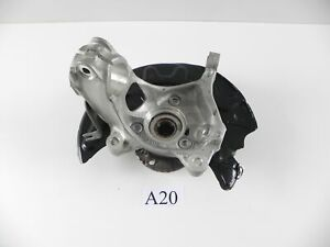 2019 AUDI S3 FRONT RIGHT PASSENGER SPINDLE KNUCKLE HUB 5Q0407258  OEM 502 #20 A