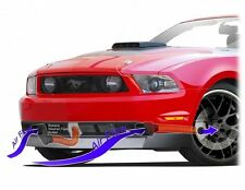 CDC 2010-2012 Ford Mustang GT Chin Brake Duct Kit 1011-7013-01