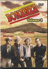 Bonanza: Volume 4 (DVD, 2004, Slim Case) Usually ships within 12 hours!!!