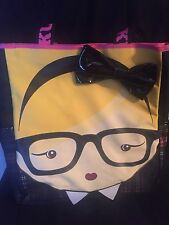 HHARAJUKU MINI GWEN STAFANI GIRLS SCHOOL BAG TOTE NEW WITH TAGS BUY IT TODAY!