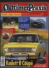Oldtimer Praxis 9/03 Opel Kadett Honda CB DKW Fiat 600 BMW NSU Magirus Deuz