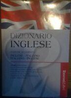 DIZIONARIO - INGLESE ITALIANO-  RUSCONI, edizione 2012, nuovo