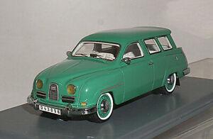 Neo 1/43 Saab 95 Green 1964