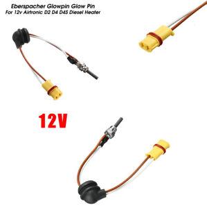 12V  Car SUV Parking Heater Plug Heater Ceramic Glow Pin For Air Diesel Heate