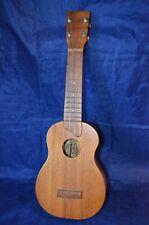 Kamaka Gold Label Soprano Ukulele 1950's Koa