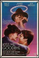 KISS ME GOODBYE James Caan  Sally Field ORIG 1982 1-SHEET MOVIE POSTER 27 x 41
