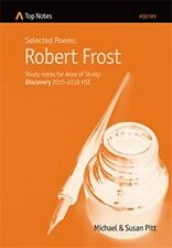 HSC English Top Notes study guide Robert Frost