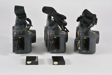 AS IS Lot of 3 Ricoh Capilo 500SE-W Digital Cameras