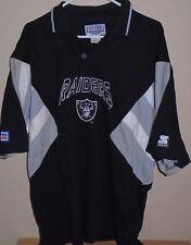 Vintage 90s Oakland Raiders Starter  Sweatshirt Mens Size XL