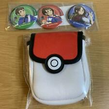 Pokemon Center game purchase novelty set unused