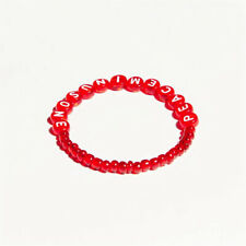 Kpop Bigbang PEACEMINUSONE Bracelet Amber Elastic Chain GD T.O.P DAESUNG TAEYANG