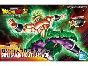 BANDAI SUPER FIGURE RISE STANDARD DRAGON BALL Z - SUPER SAIYAN BROLY FP KIT