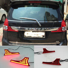 LED Rear Bumper Light Reflector Surface emission For Suzuki ertiga 2016~2017