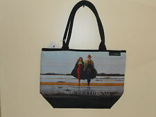 Jack Vettriano Tote Bag - Road to Nowhere