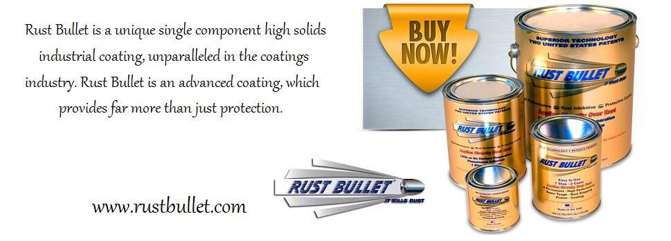 Rust Bullet - It Kills Rust!