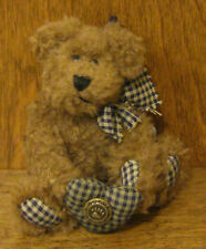 """Boyds Plush Ornament #56201-06 Billy Bob, New/Tag From Retail Store 5"""""""