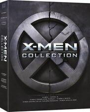 X-MEN COMPLETE COLLECTION (6 DVD) COFANETTO UNICO, NUOVO, ITALIANO