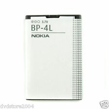 BATTERIA ORIGINALE NOKIA BP-4L Per 6650F 6760S E52 E55 E61i E71 E72 E90 N810 N97