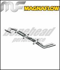 Magnaflow 16523: MF Series Cat Back Exhaust 2004-2010 Ford F-150 4.6L 5.4L