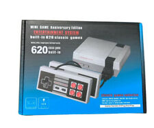 Mini Retro Game Anniversary Edition, Nintendo 620 Classic Games Build In!