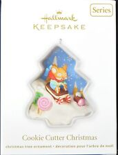 2012 HALLMARK - COOKIE CUTTER CHRISTMAS - 1ST IN THE COOKIE CUTTER SERIES - MIB