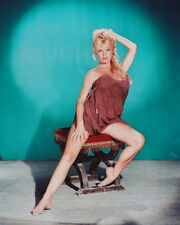 BRIGITTE BARDOT SEXY 8X10 COLOR PHOTO SCANTILY CLAD