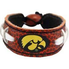 NCAA Iowa Hawkeyes Football Wristband
