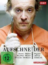 2 DVDs * DER AUFSCHNEIDER - JOSEF HADER # NEU OVP %