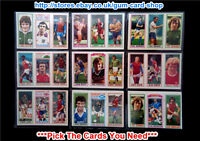 ☆ Topps 1981 Triple Blue Back Footballers (VG) *Pick The Cards You Need*