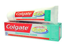 Colgate Total 12 Professional Clean Gel Anticavity Toothpaste 80g.
