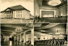AK Rathenow 1961 Staatliches Kulturhaus / Brandenburg Premnitz Genthin