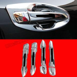 For Lexus RX270 RX350 2010-15 8pcs Chrome Door Handle Cover Bowl Cover Trim Kits