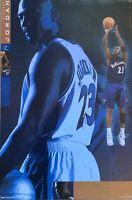 Michael Jordan Washington Wizards Symbol of Excellence Poster 22 X 34