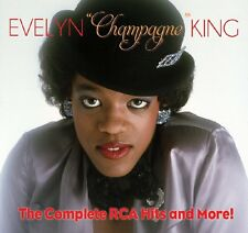 "Evelyn ""Champagne"" King: The Complete RCA Hits and More! (2CD Set)"