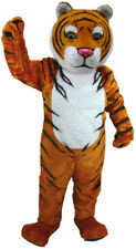 Bengal Tiger Professional Quality Lightweight Mascot Costume Adult Size