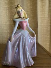 Vintage Princess Aurora from Sleeping Beauty Ceramic Figurine.