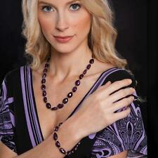 Lusso Amethyst Necklace, Bracelet and Earring Set