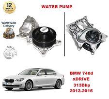 Para BMW 740 D xDrive 313 BHP 2012-2015 totalmente nuevo boxedwater bomba