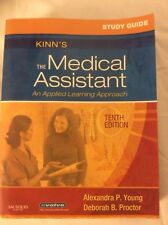 Kinn's The Medical Assistant An Applied Learning Approach 10Th Edition
