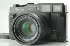 【Almost MINT】 Fuji Fujica Fujifilm GW670II 6x7 Film Format Camera From JAPAN #RE