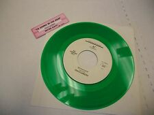 PROCLAIMERS I'm Gonna Be (500 Miles) 45 RPM Chrysalis Records EX [Green vinyl]