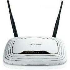 Router wifi 300 mbps + switch 4 ptos antenas fijas tp-link TL-WR841N