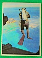 VINTAGE 1969 Taylor-Reed Space Candy Series 1 Trading Card # 3 EX RARE