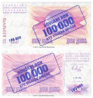 9 Pcs Set Georgia 250-1000000 Laris 1993-1995 P-43-53 Unc