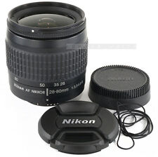 BlackNikon Nikkor 28-80mm G for D300 D1 D2 D3 D700 D50 D70 D100 D200 D80 Fuji S3