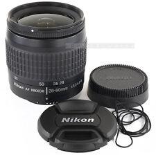 Black Nikon Nikkor 28-80mm G for D300 D1 D2 D3 D700 D50 D70 100 D200 D80 Fuji S3