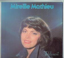"""33 tours Mireille MATHIEU Disque Vinyl LP 12"""" FIDELEMENT VOTRE - PHILIPS 9101707"""