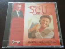 """""""Complete Self Confidence: Unlock Your Potential"""" New World Music (CD, 2001) NEW"""