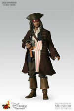 Pirates Of The Caribbean At World's End CAPTAIN Jack Sparrow 1:6 scale Hot Toys