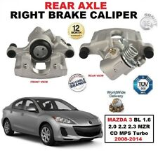 hinten rechts Bremssattel für Mazda 3 BL 1.6 2.0 2.2 2.3 MZR CD MPS Turbo